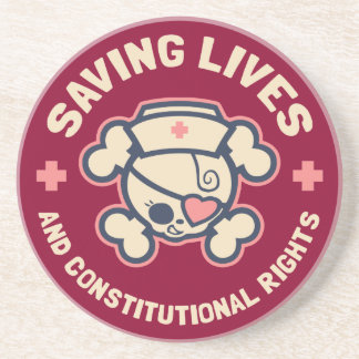 Saving Lives & Rights Coaster