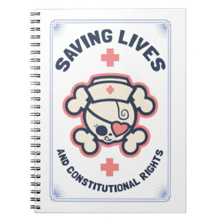 Saving Lives & Rights Notebook