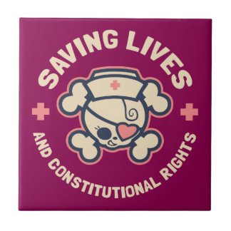 Saving Lives & Rights Tile