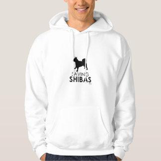 Saving Shibas Hoodie