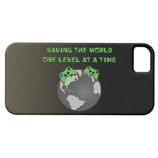 Saving The World iPhone 5 Cover