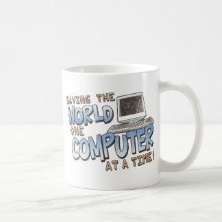 Saving theWorld Coffee Mug
