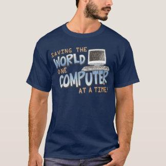 Saving theWorld T-Shirt