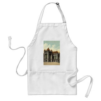 Savings Bank Buffalo NY Repro Vintage 1907 Standard Apron