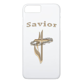 Savior Christian cross iPhone 8 Plus/7 Plus Case