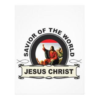 savior of the world jc letterhead