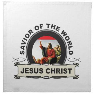 savior of the world jc napkin