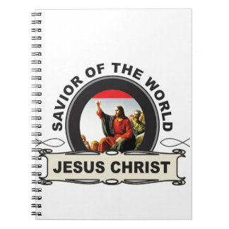 savior of the world jc notebook