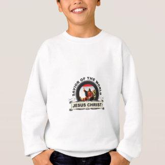 savior of the world jc sweatshirt