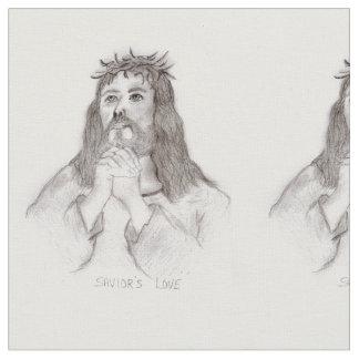 Savior's Love Fabric
