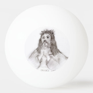 Savior's Love Ping Pong Ball