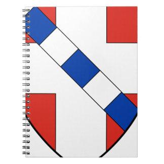 Savoie Spiral Note Books