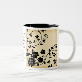 Savor This Ambrosia Two-Tone Coffee Mug