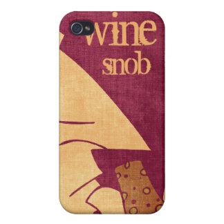 Savouring Wine 4G i iPhone 4/4S Case