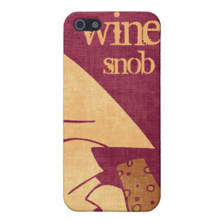 Savouring Wine 4G i iPhone 5/5S Cases