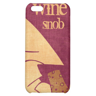 Savouring Wine 4G i iPhone 5C Covers