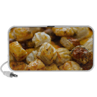 Savoury Pastries Selection iPhone Speakers