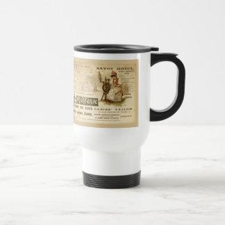 Savoy Hotel Coffee Mugs