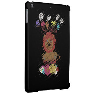Savvy Glossy Finish Cute baby lion king design Case For iPad Air