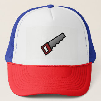 Saw Trucker Hat