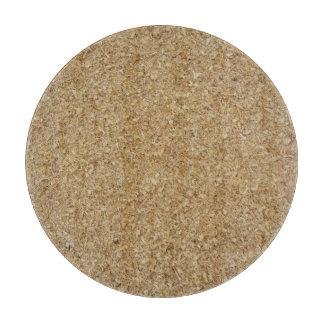 Sawdust Decorative Glass Chopping Board