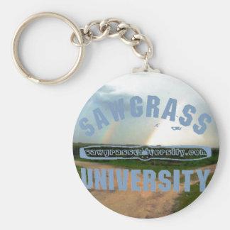 Sawgrass University Aluminum Arts Division Key Chains