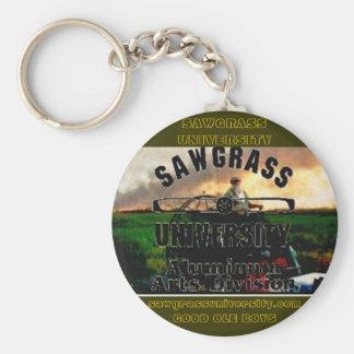 Sawgrass University Aluminum Arts Division Keychains