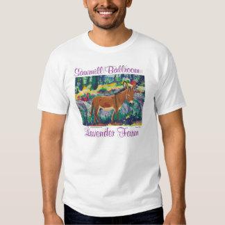 Sawmill Ballroom Lavender Farm Tshirt