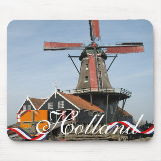 Sawmill Windmill Holland Souvenir Mousepad