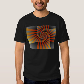 Sawtooth Twisty T Shirt