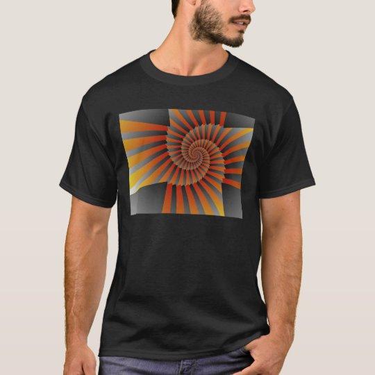 Sawtooth Twisty T-Shirt