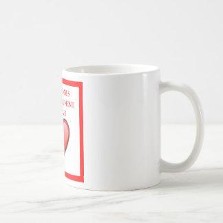 SAX COFFEE MUG
