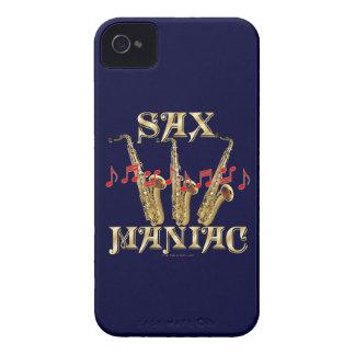 Sax Maniac iPhone 4 Covers