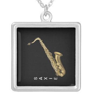Sax Necklace