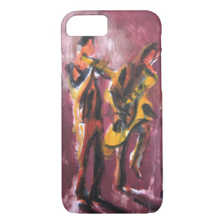 Sax pair iPhone 7 case