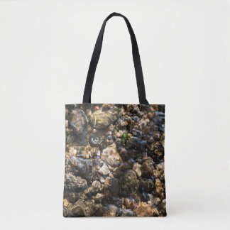 Saxon Pebbles Tote Bag