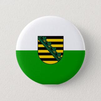 Saxony , Germany 2 Inch Round Button