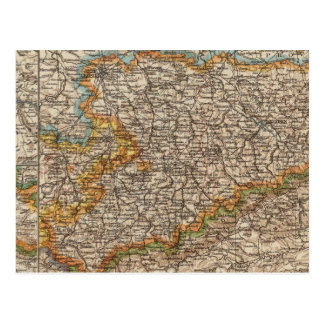 Saxony Postcard