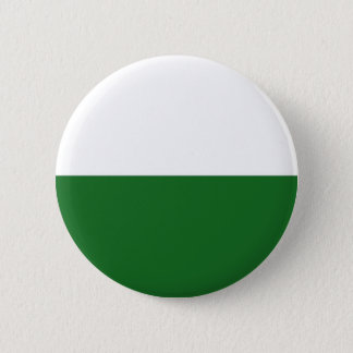saxony region flag germany country state land 2 inch round button