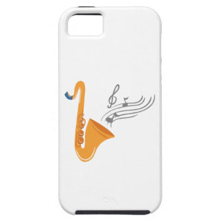 Saxophon saxophone sax case for the iPhone 5