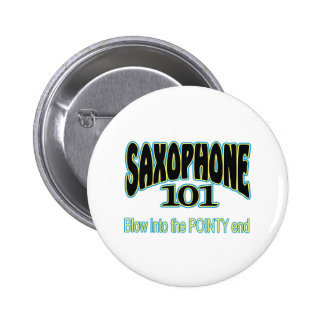 Saxophone 101 pins