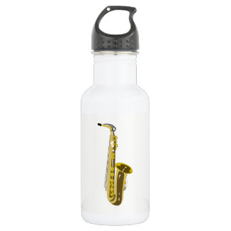 Saxophone 532 Ml Water Bottle
