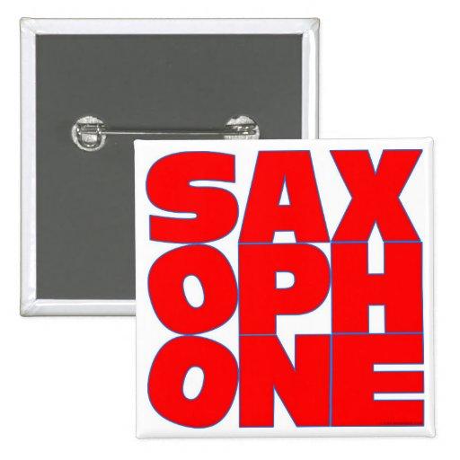 SAXOPHONE BUTTON