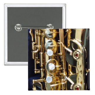 Saxophone Buttons