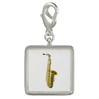 Saxophone Charms