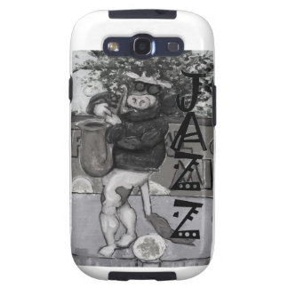 Saxophone Cow Galaxy SIII Cases