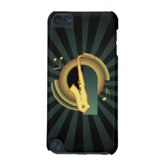 Saxophone Deco Coque iPod Touch 5G