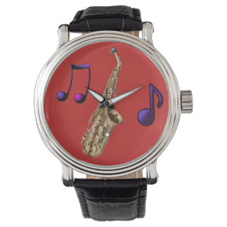Saxophone environment jazz watch