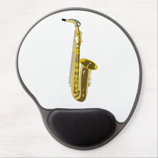 Saxophone Gel Mouse Pad