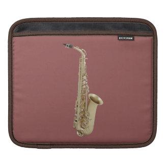 Saxophone iPad Sleeve